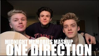 Download Lagu One Direction Midnight Memories (Mashup by New Hope Club) Gratis STAFABAND