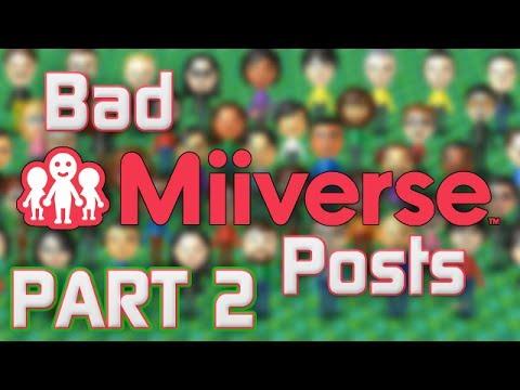Bad Miiverse Posts #2