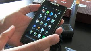 Motorola XT910 RAZR review HD ( in Romana ) - www.TelefonulTau.eu -