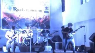 Ovimani Jamming (CORALS) at ROCK REVOLUTION mp4