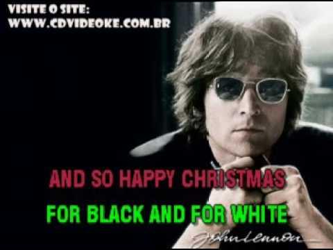 John Lennon & Yoko Ono   Happy Xmas War Is Ove