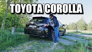 Toyota Corolla Touring Sports (ENG) - Test Drive and Review