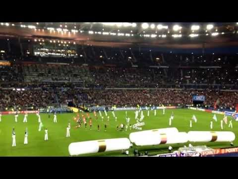 Finale Coupe de la Ligue 2014 - OLYMPIQUE LYONNAIS vs PARIS SAINT GERMAIN au STADE DE FRANCE