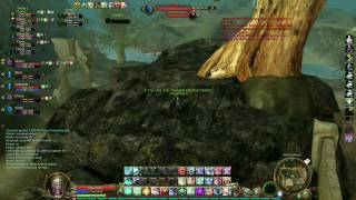 Aion - Elyos using teleport cheat