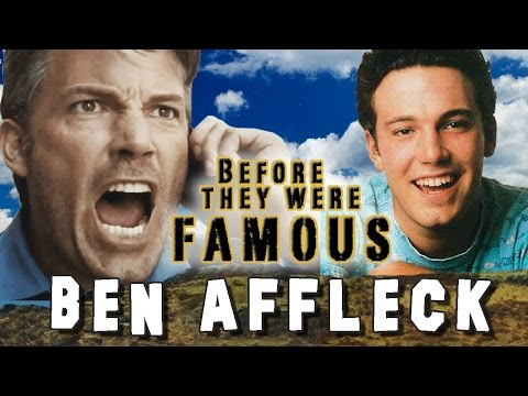 BEN AFFLECK - Before They Were Famous