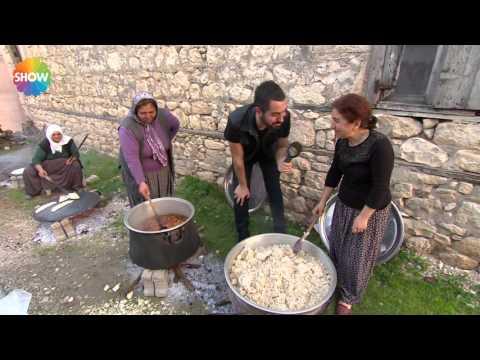 """Turgay Başyayla Lezzet Yolculuğu 53.Bölüm """"Mersin"""""""