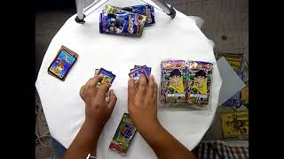 Unboxing de Tarjetas Coleccionables Clash Royal y Dragón Ball