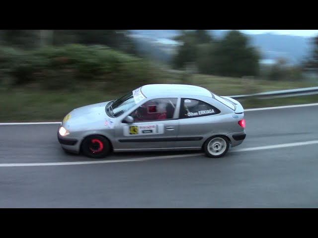 A classic rally in the heart of Biscay - Rally Gernika 2014