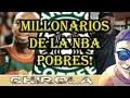 Los 11 Millonarios de la NBA que hoy son POBRES!