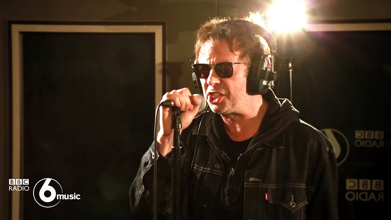 Echo and the Bunnymen - Bedbugs and Ballyhoo (Live for BBC Radio 6 Music)