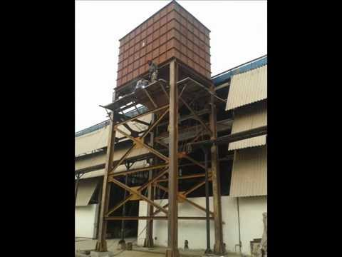 material storage silo Thermal Engineering Corporation Ghaziabad Delhi India