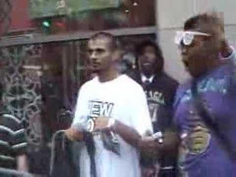 Kanye West @ 106 & Park & Virgin-megastore Promo Video !!! Video