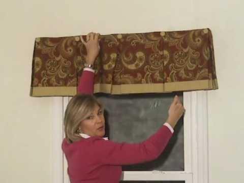 June Tailor® Cornice and Valance Measuring Instructions