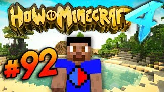 MILLION DOLLAR 2v2 DUEL! - HOW TO MINECRAFT S4 #92
