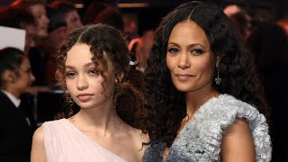 Meet Nico Parker, Thandie Newton Mini-Me Movie Star Daughter!