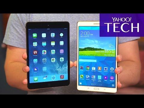 Tablet Face Off: Apple iPad mini with Retina display VS the Samsung Galaxy Tab S 8.4