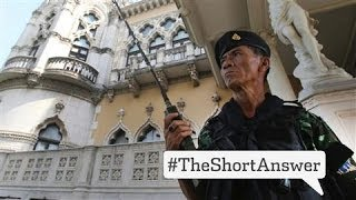 Thailand Military Coup: A Short Explanation