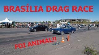 BRASÍLIA DRAG RACE - ESSE RACHÃO FOI ANIMAL!!!