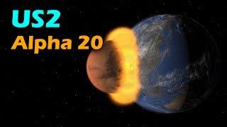 ALPHA 20 IS HERE! - Universe Sandbox 2