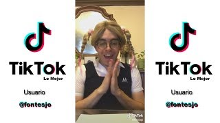 FONTESJO y Sus Mejores Vídeos de Tik Tok y Musically  | Si te ries pierdes😂