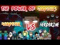 Kekuatan 4Brothers!! (4Brother Vs Herobrine) | Episode 3 - Animasi Minecraft Indonesia MP3