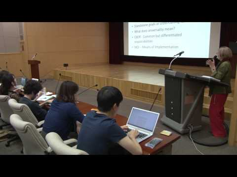 [고려대학교 KTN] UN and International Development Policy