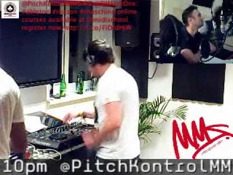 Pitch Kontrol Radio Show on Ideal Club World Radio from Manchester Midi School 07/10/12