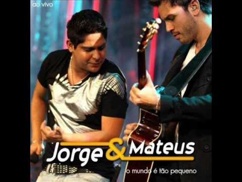 Jorge e Mateus - Tempo ao Tempo (Música Nova)