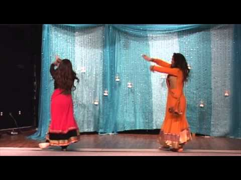 Anika and Priyankas Dance with Ghaghra at Rafyas Sweet Sixteen...