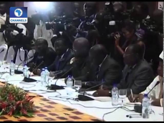 African Leaders Meet Burkina Faso Military To Discuss Speedy Power Transition
