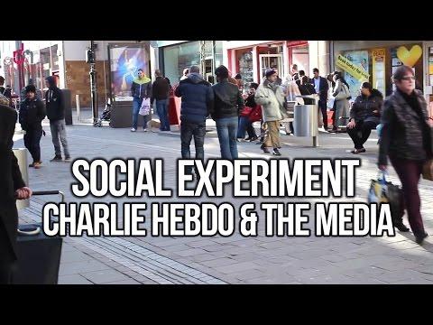 Social Experiment Bradford's View On Islam, Charlie Hebdo & The Media