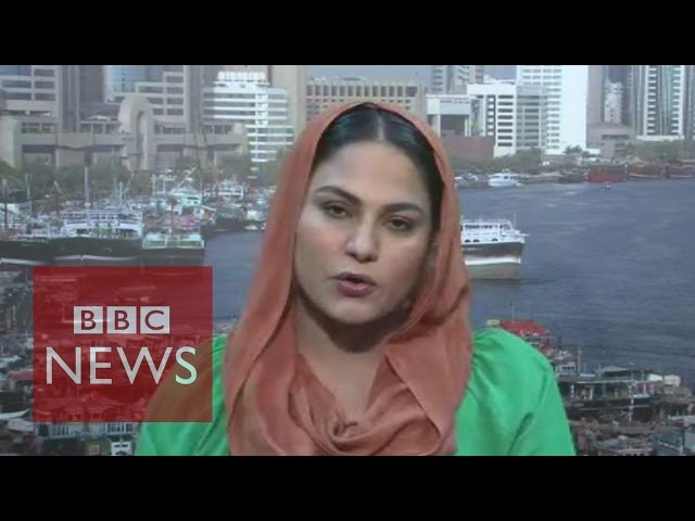 Veena Malik sentenced to 26 years in prison for blasphemy