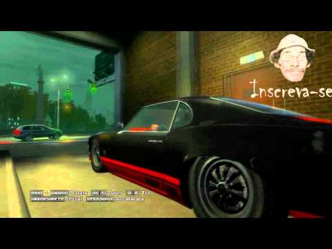 Tunando o Carro no Gta 4