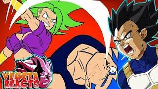Download Lagu Vegeta Reacts To VEGETA VS KEFLA, Dragon Ball Super Gratis STAFABAND