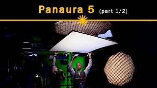 Key lighting techniques with dedolight Panaura soft light (Part 1/2)