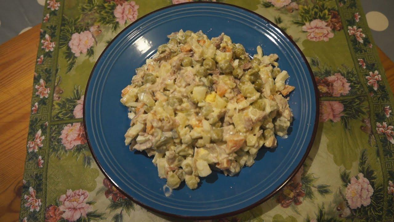 Рецепт салата с курицей пошагово с фото оригинальный рецепт
