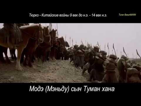 Жесткий китайский фильм о казахах