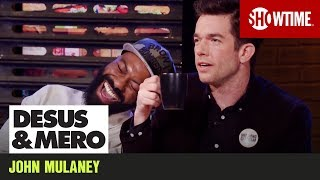 John Mulaney Talks Buttigieg, Subway Showtime & Musical Boners | Extended Interview | DESUS & MERO