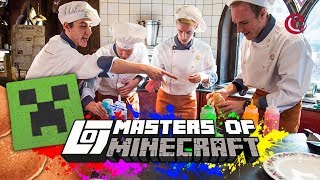 BUILD-OFF BAKE-OFF met Joost, Harm, Link en Jeremy | REAL-LIFE Challenge | MOM - Efteling Junior