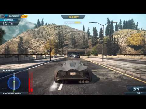 Need For Speed: Most Wanted - *NEW* Exclusive Early Livestream (NFS001) RossiHD