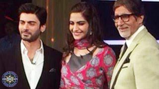 Sonam Kapoor & Fawad Khan on Kaun Banega Crorepati 8