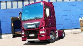 Euro Truck Simulator 2 - MAN TGX Euro 6 by SCS - Test Drive Thursday #196