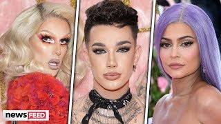 Celebrities REACT To James Charles and Tati Westbrook Fallout