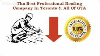 Roofing Toronto - Best Roof Repair Contractor And Skylight Services