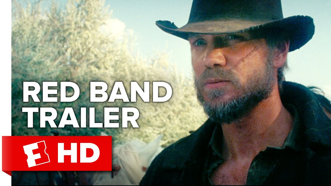 Outlaws and Angels Official Red Band Trailer 1 (2016) - Chad Michael Murray Movie