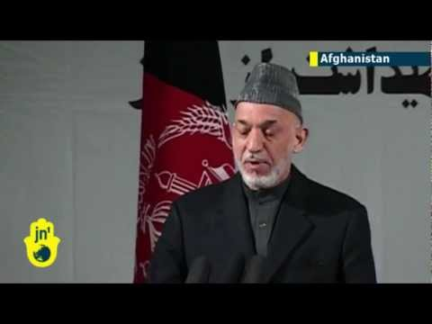 Afghan accusations: Karzai says US and Taliban are cooperating to worsen security situation