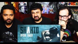 SHAHID Trailer Reaction by Greg, John and Chuck!