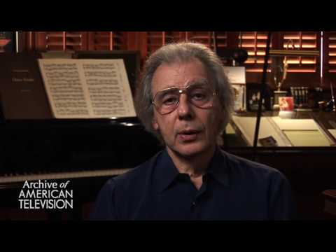 Composer Lalo Schifrin on how technology affected his work - EMMYTVLEGENDS.ORG