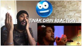 download lagu INDIAN REACTION TO Tinak Dhin, Coke Studio Season 10, gratis