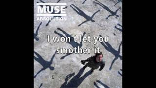 Muse - Time Is Running Out [HD]
